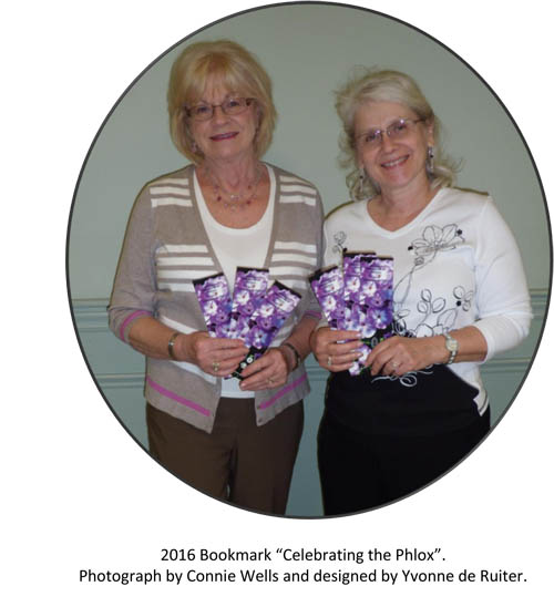 Uxbridge Horticultural Society 2016 Bookmakr